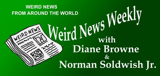 Weird News Weekly